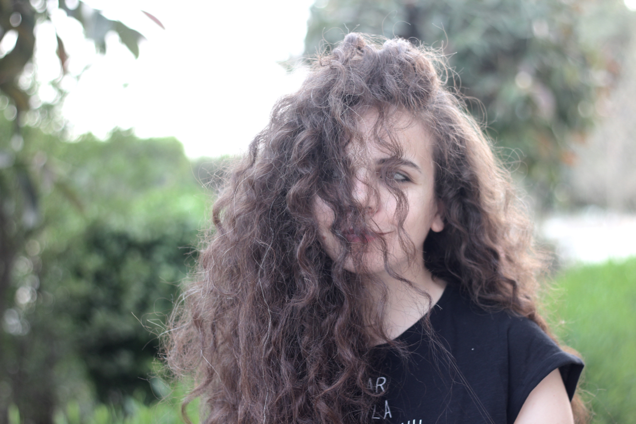 Back To Old School Natural Curly Hair Fashion Paradoxes