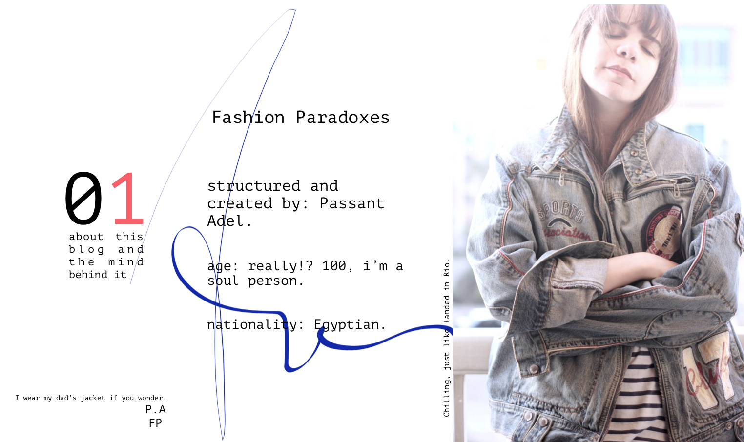 about fashion paradoxes