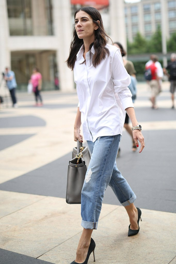 Button-down Shirt with Jeans | Fashion Paradoxes