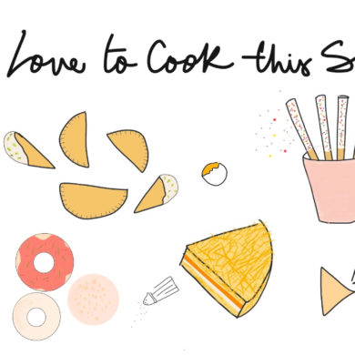 Things I Love to Cook This Summer