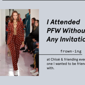 how to get tickets to paris fashion week