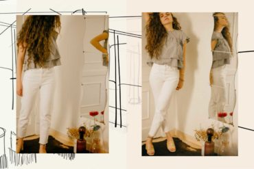 How To Style A Pull & Bear Mom Jeans
