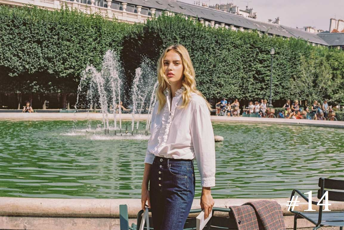 10 Fall Essentials For Effortless French Girl Style