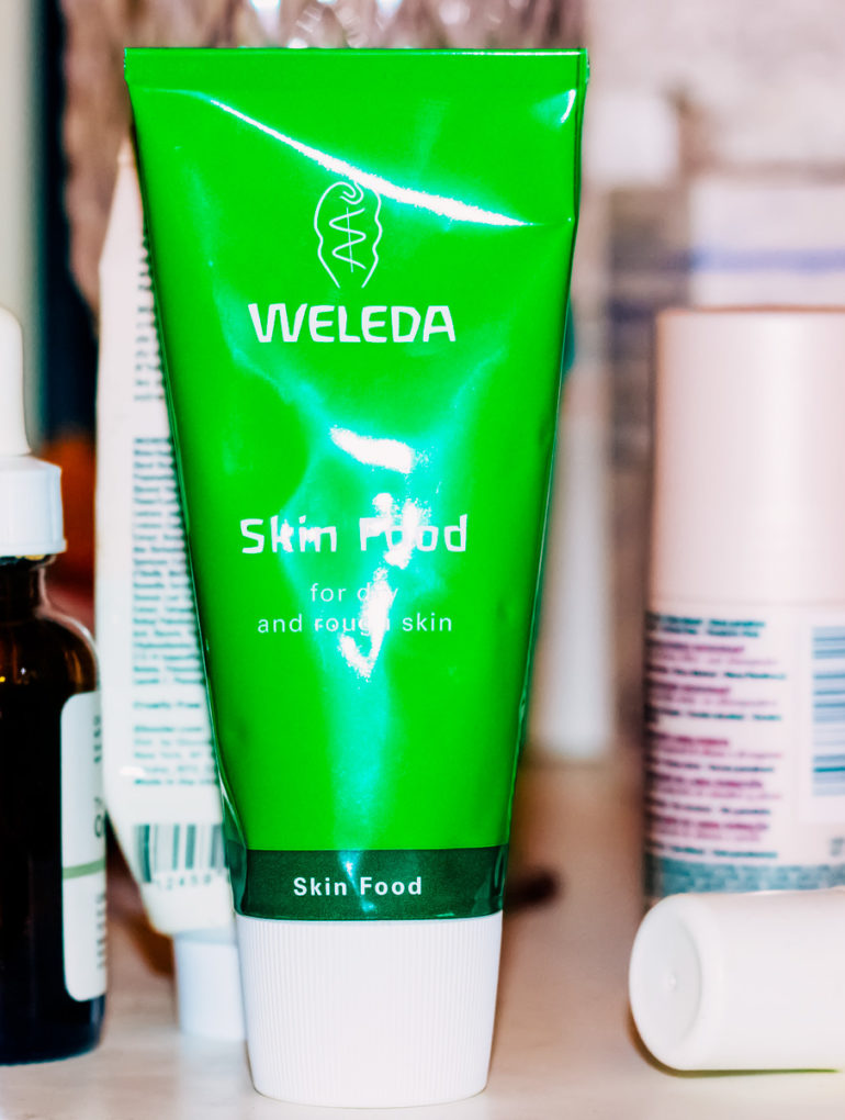 Weleda Skin food moisturizer review