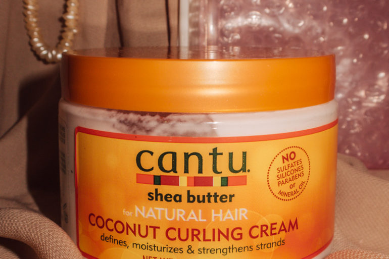 Cantu Coconut Curling Cream Review