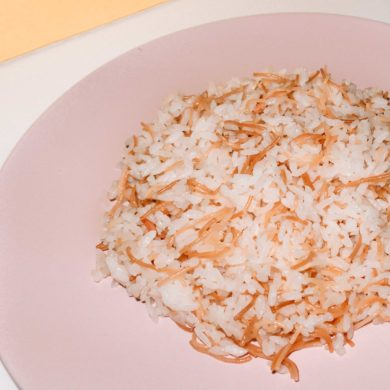 Egyptian Rice with Vermicelli