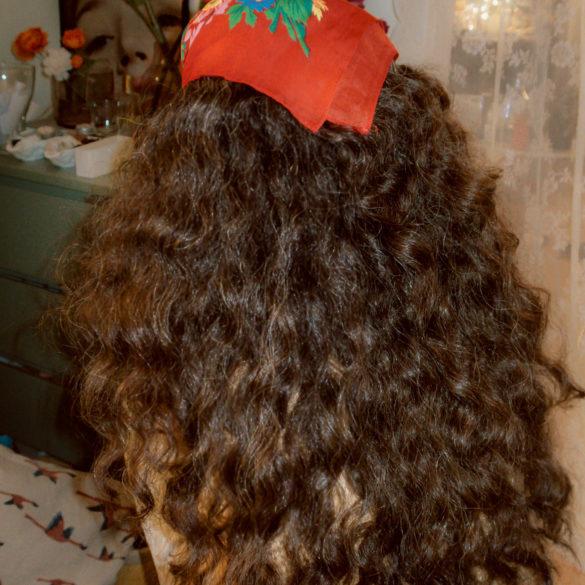 homemade natural hair mask for wavy hair