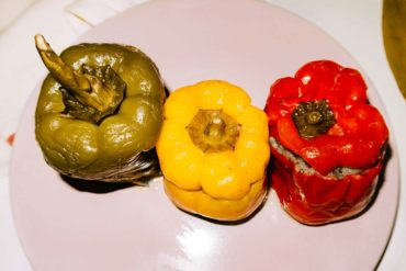 rice stuffed bell peppers recipe