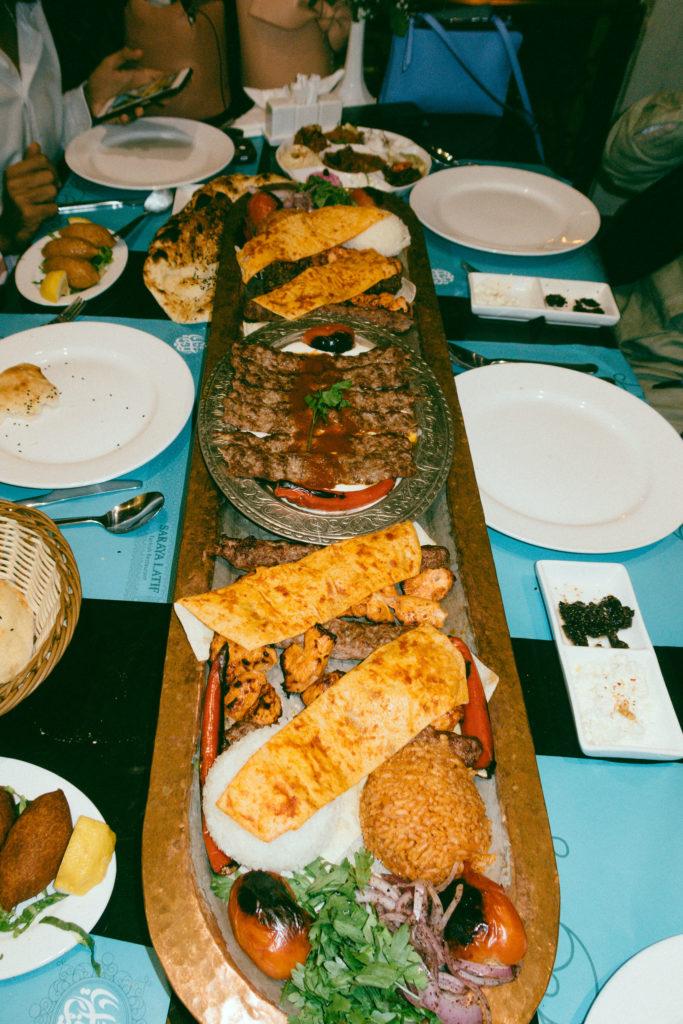 best international restaurants in Jeddah