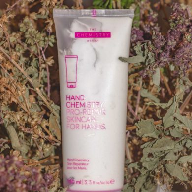 Hand Chemistry Pro Repair Skincare Cream
