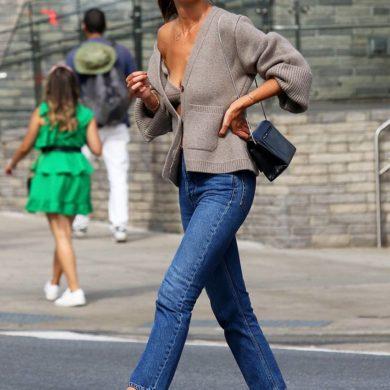 fall trend Katie holmes wearing khatie