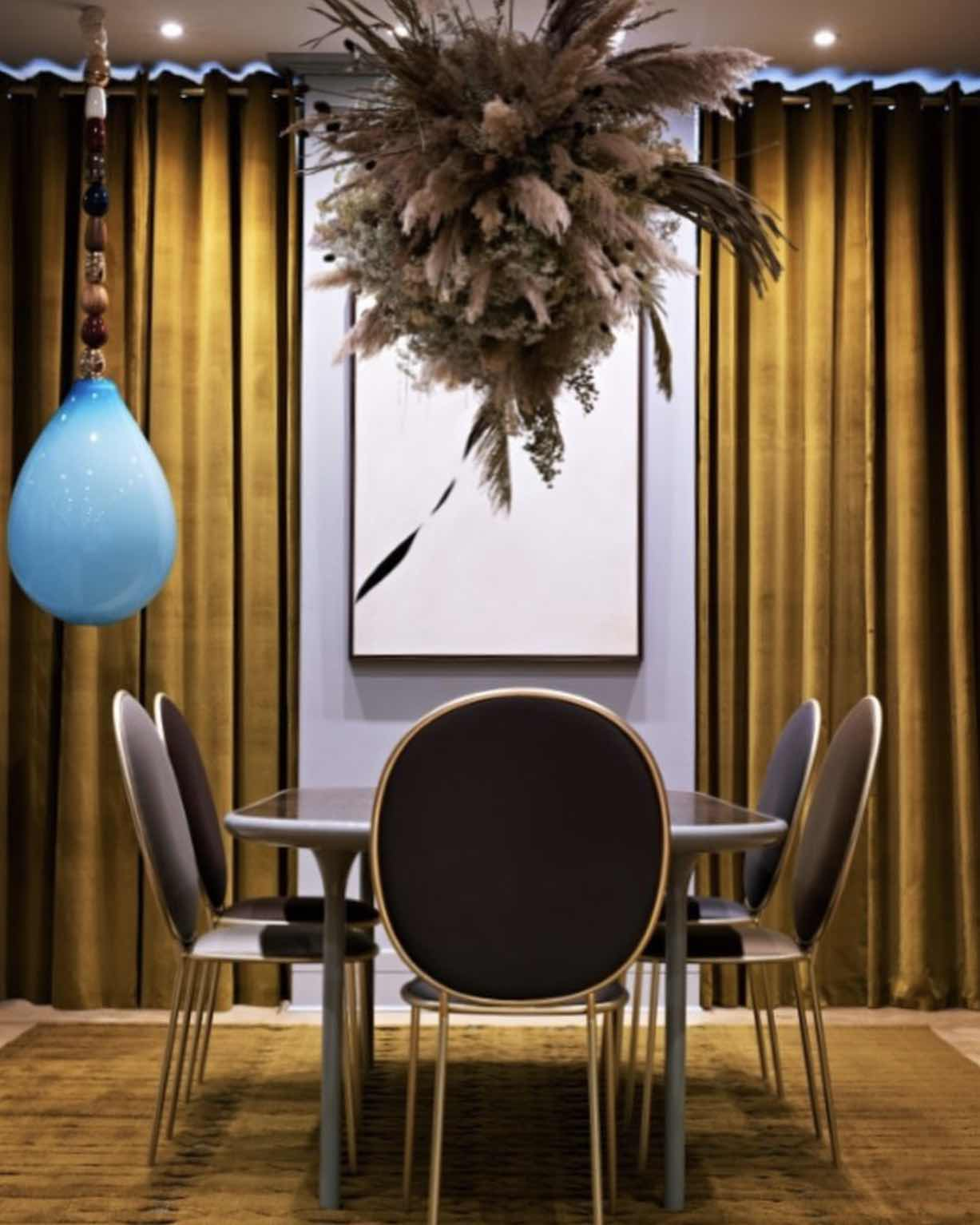 turquoise furniture fashion