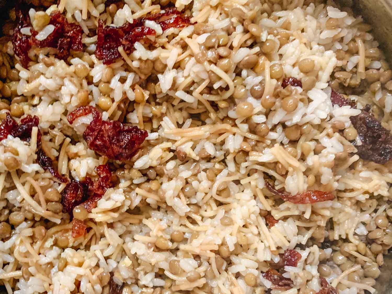 Koshari recipe